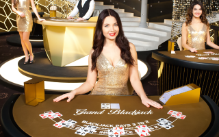 Play Blackjack live against a live dealer.