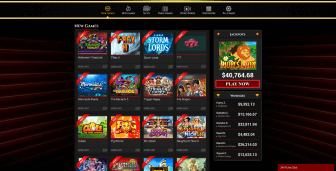 List of games at Bovegas Casino