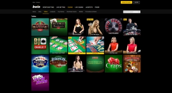 bwin casino poker games