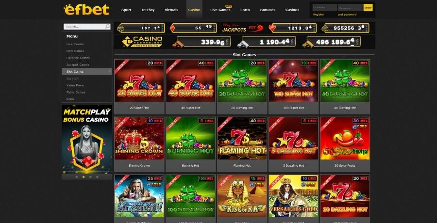 Efbet Casino