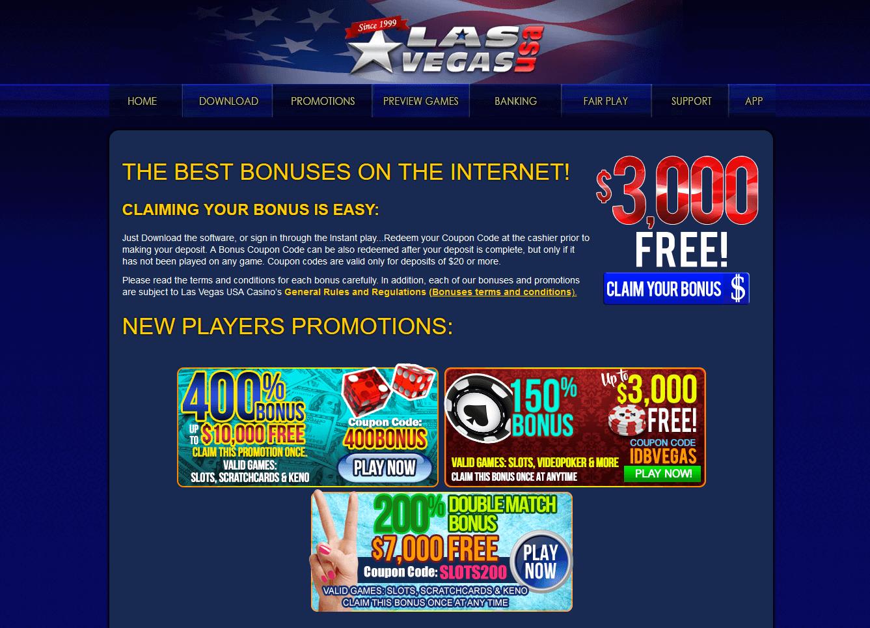 Las Vegas Online Gambling