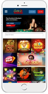 Casino RedKings websites is more than suitable for mobile play