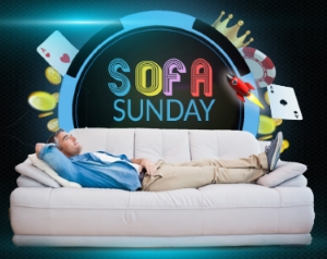 Sofa Sunday is a special cashback promotion at Slots Heaven Casino