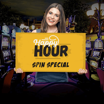 Casino.com  loves to give out free spins