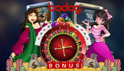 Bodog casino offers a lot of different bonuses.