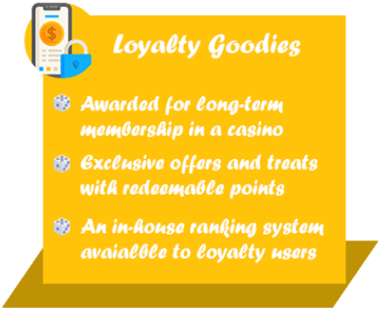 Loyalty Bonuses at Online Casinos