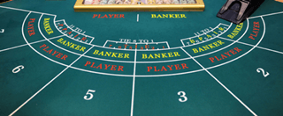 learn the rules and the details of the baccarat table