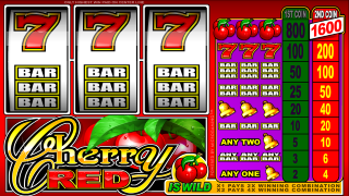 Microgaming's Cherry Red